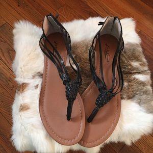 Lucky Brand flat sandal